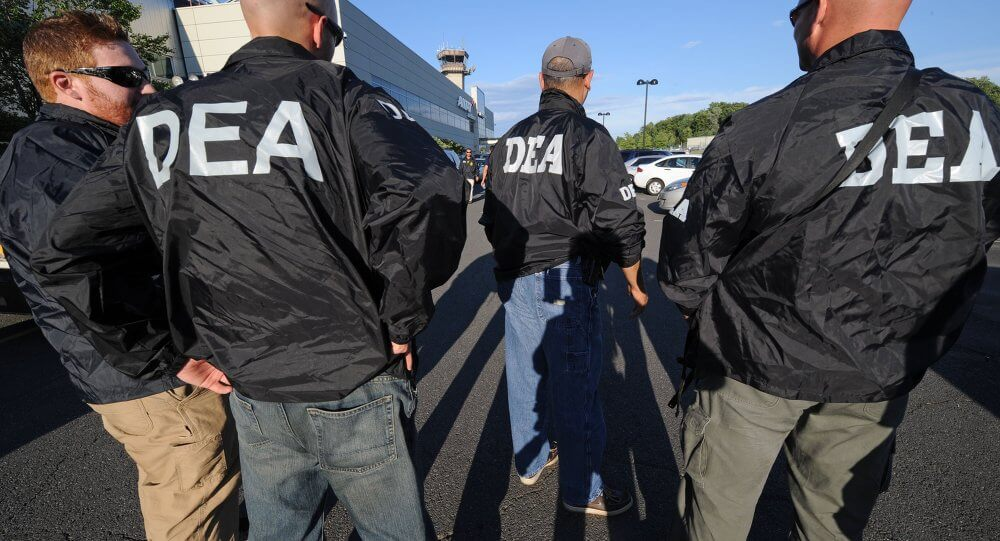 Evo asks the UN to dissolve the DEA and close the US military bases