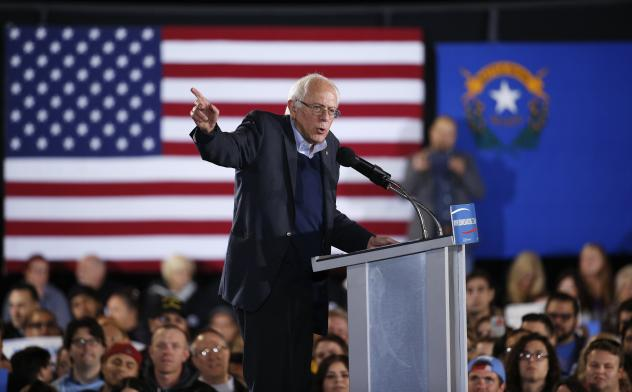 Bernie Sanders Wins the Nevada Caucus