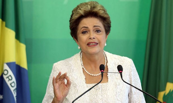 A Letter to President Rousseff