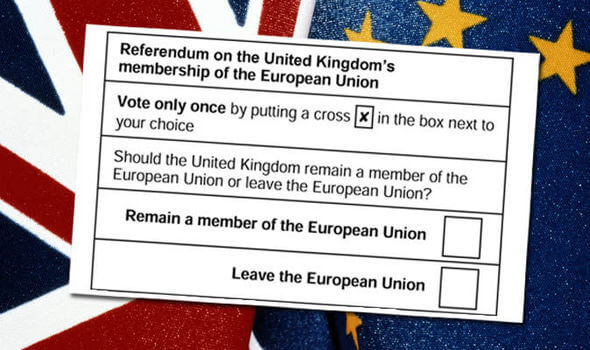 Brexit and The Balance Of Power