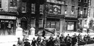 Ireland: The Easter Rising: Comrades of ours