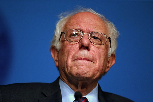 Bernie Sanders Slams Trump on Iran: He 'Helped Create the Crisis' Before Stopping Attack