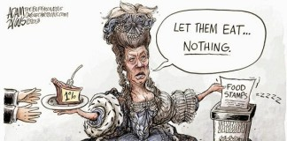 "Marie Antoinette politics: European ""leaders"" say to Dutch citizens their vote means nothing!"
