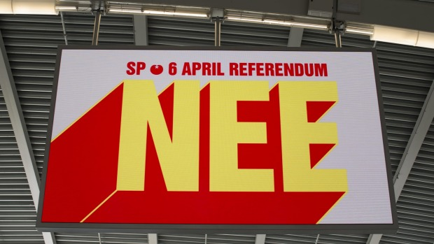 Dutch Socialists welcome the No vote