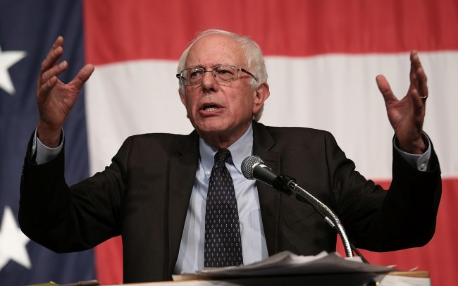 Israeli hawks attack Sanders on Gaza