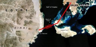 Saudi Arabia to build Red Sea bridge to Egypt