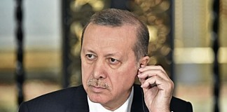 Neoconservatives against Erdogan