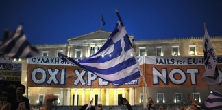 SYRIZA, The IMF And The EU: Gambling With The Future Of Greece