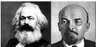Where are Marx and Lenin when we need them?