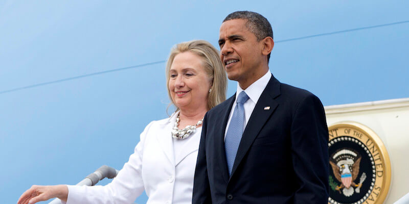 Obama and Clinton against Brexit