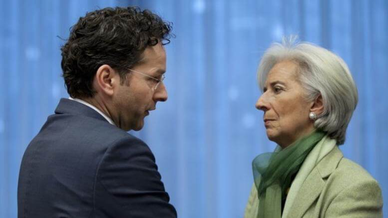 Time For Debt Reduction In Greece