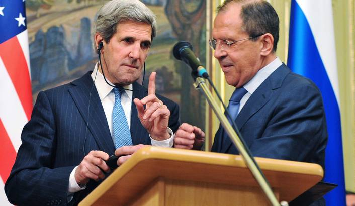 Russia and U.S: Alliance in Syria?