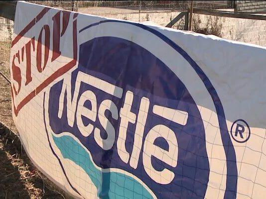 A Pennsylvania Town defends its right against Nestlé