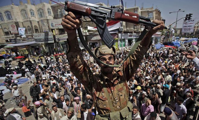 Yemen's hidden war secret – A war for territorial restoration