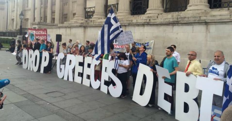James K. Galbraith on Greece: Austerity without debt relief
