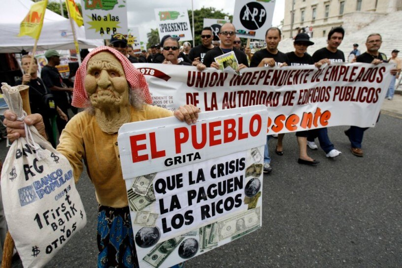 Puerto Rico: How US Domination Lies behind the Debt Crisis
