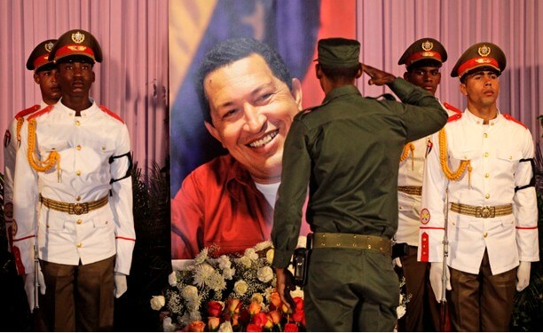 The Strange Death of Hugo Chavez