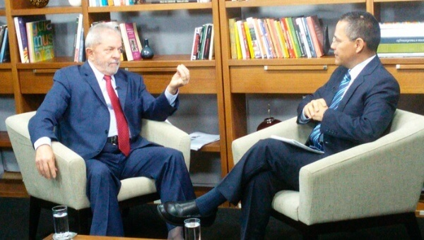 Lula: Media, US-Friendly Elites Responsible for Brazil's Coup
