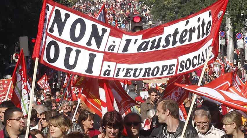 Union Européenne et/ou capitalisme? Brexit or no brexit?