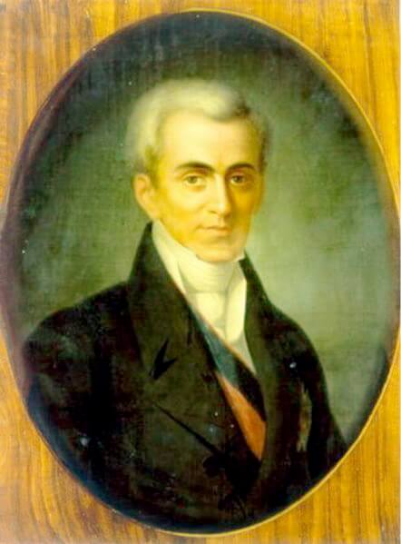 France and Capodistrias