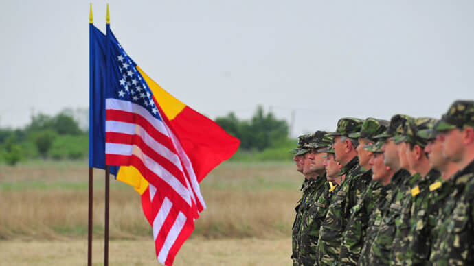 Preparing war in Europe! (US anti-missile shield or sword)