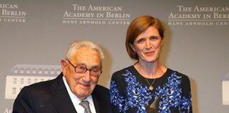Samantha Power, Henry Kissinger