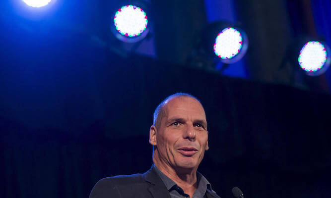 Brexit would be the worst of all worlds, says Varoufakis