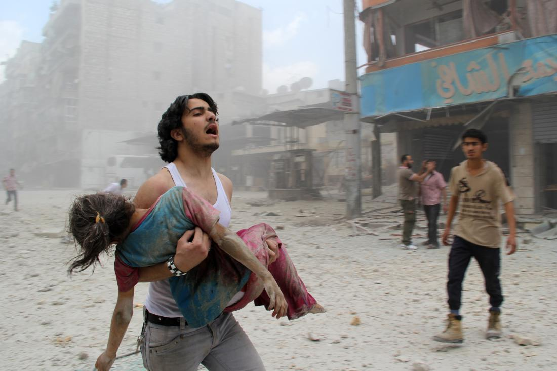 """Bomb Assad out! Neocon """"state inside the state"""" strikes back!"""
