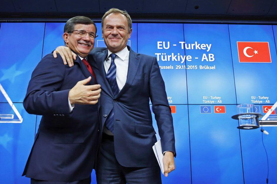 Cyprus sidelined as Brussels scrambles to save Turkey migrant deal