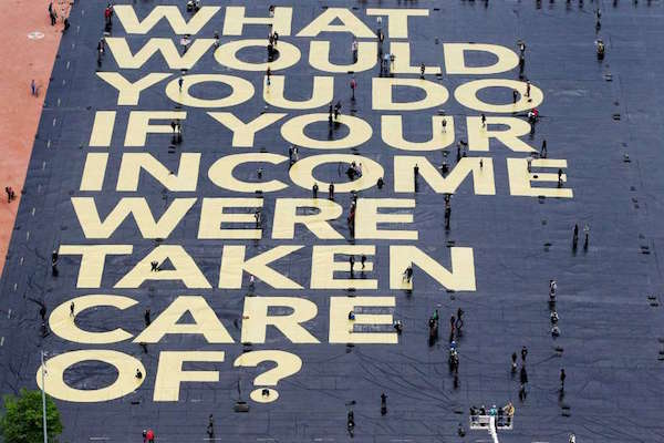 The Worldwide March To Basic Income: Thank You Switzerland!