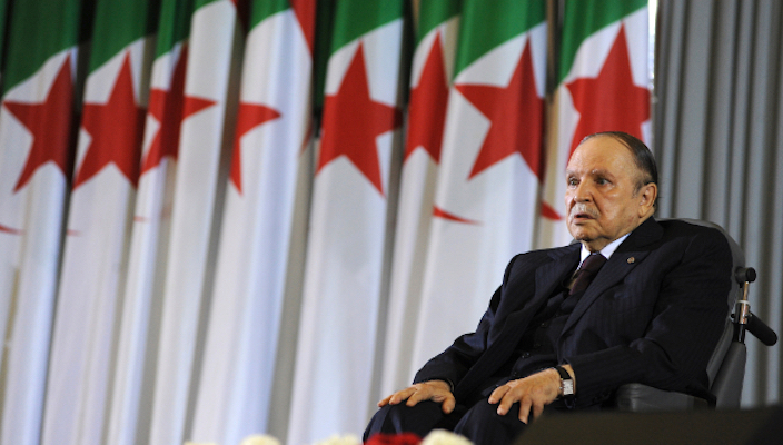 "Algeria On the Edge of a ""Soft Coup"""