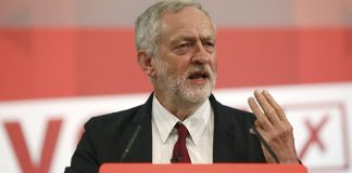 Corbyn remains, but not unconditionally