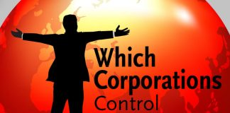 Which Corporations control the world