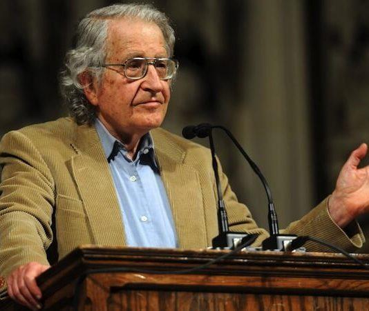 Noam Chomsky on the Breakdown of American Society
