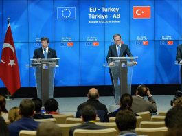Turkey - how to use refugee and EU crisis!