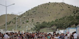 "Visa – free travel and the ""Kurdish problem"""