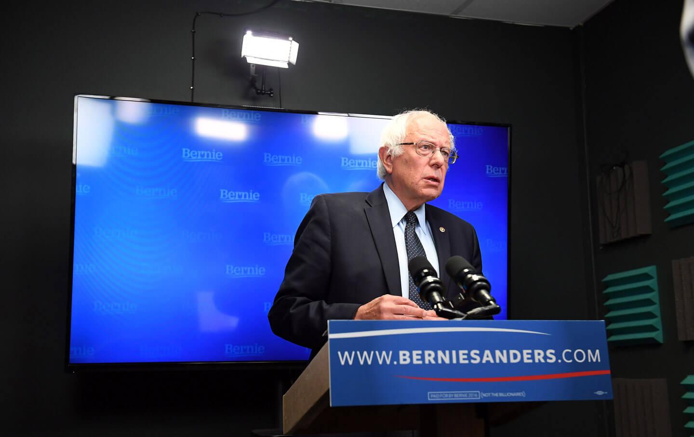Difficult Choices for Bernie Sanders