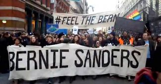 Hillary Clinton Will Feel The Bern As Occupy DNC Plans A March Of 8 – 10 Million Bernie Sanders Supporters In Philly