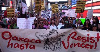 Nine Killed in Police Crackdown on Oaxaca