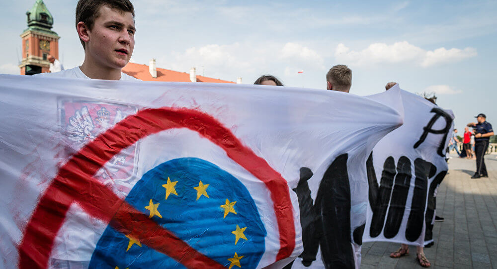 EU-Poland Drama: Sanctions against Poland?