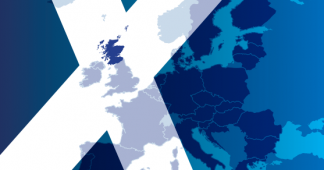 Berlin goes on with self-defeating policies. Now they encourage Scotland to secede!