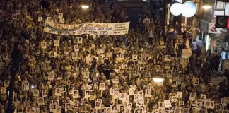 In Uruguay The March Of Silence – For South America's Martyrs And Revolutions