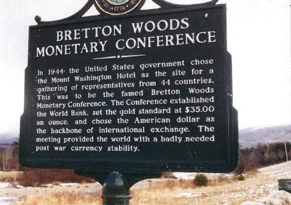 Imagining A New Bretton Woods