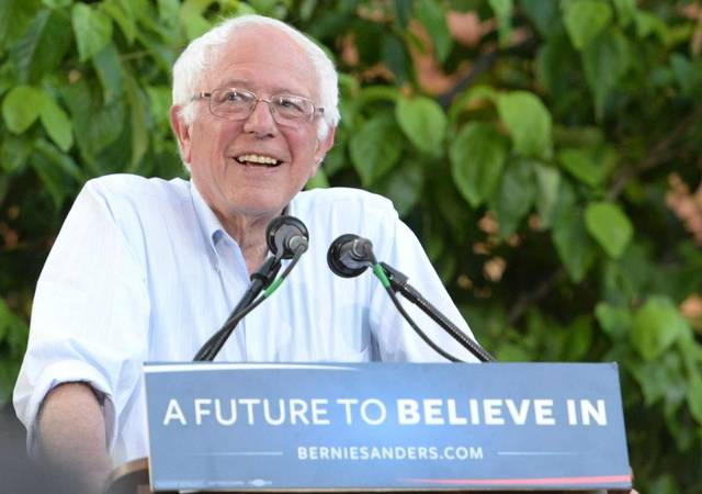 The future of Sanders' political movement
