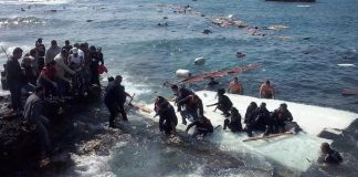 The Mediterranean Sea as a Mass Grave