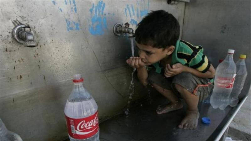 Ramadan 2016: Israel 'cuts off water supply to West Bank' during Muslim holy month