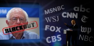 Media pressure Bernie Sanders to shut down his campaign