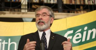 Sinn Fein calls for referendum on united Ireland