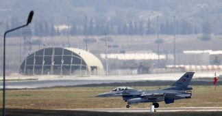 Turkey blocks Incirlik nuclear base