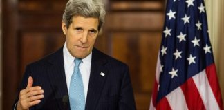 Kerry protests Turkish allegations of US support to the coup